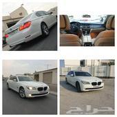 BMW 730li ابيض