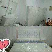 غرف نوم مخفضة نفرين و اطفال