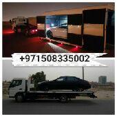 سطحات للنقل سيارات من دبي إلى السعودية وبلعكس