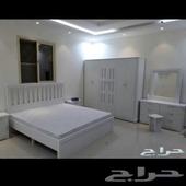 غرف نوم جديده مع التوصيل والتركيب1900ريال