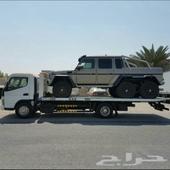سطحات للنقل سيارات ودراجات من سعودية لامارات