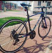 دراجة رود بدركسون هجين780