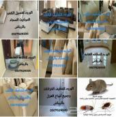 رش مبيد حشرات بالرياض تنظيف منازل كنب مساجد