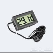 مقياس حراره دقيق وعملي الكميه محدوده جدا