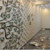 فني ديكورات ورق جدران  ومناظرالشرقيه الجبيل
