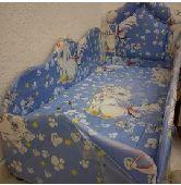سرير اطفال مع مرتبه ب50 ريال