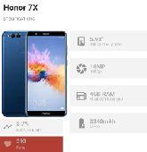 جديد لم يفتح هواوي هونر 7 اكس  Honor 7x