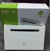 راوتر زين سريع جدا 4G بلس مستخدم يومين بكرتون