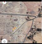 ارض سكنية مساحة 12578م