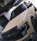 رش مطفي ورش جنوط وتجليد سيارات