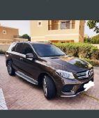 مرسيدس بنز  GLE SUV 400 2016 4MATIC