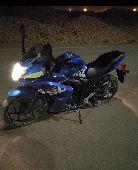 تدريب قيادة الدراجة النارية