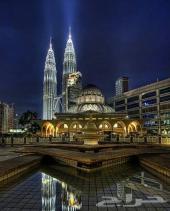 برنامج سياحى بماليزيا 10 ايام لشخصين وطفلين
