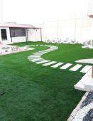 تنسيق حدائق وشلالات واسطح المنزل