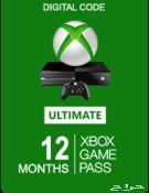 Xbox ultimate  amp  اشتراك اكس بوكس لسنة التميت