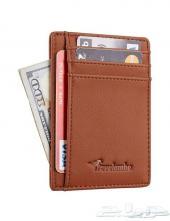محفظة متسورد أمريكا Travelambo مضادة السرقة