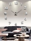 ساعات حائط 3D يعطي منظر للمجالس