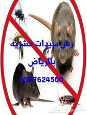 مكافحة حشرات شركة تنظيف بالرياض تنظيف مجالس