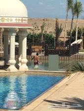 قصر فخم للإيجار 7 أجنحة بمدينة مراكش الساحرة