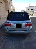 هوندا اوديسي 2006 للبيع
