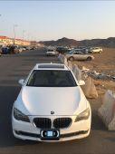 للبيع او البدل BMW 750i 2009
