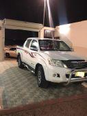 هايلوكس 2014 دبل سعودي