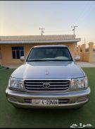 لاندكروز 2002 كويتي