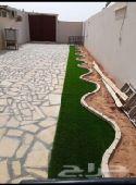 تنسيق حدائق وإستراحات وفيلات وأسطح