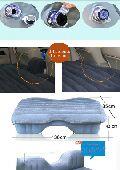 سرير هوائي قابل للنفخ للسيارة متعدد الاستخدام