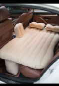 سرير مخمل قابل للنفخ للسيارات بالمقعد الخلفي
