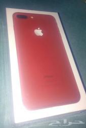 ايفون 7بلس احمر