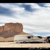 كرفان اوربي caravan