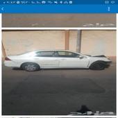 سيارة هوندا 2007 أبيض مصدومة للبيع