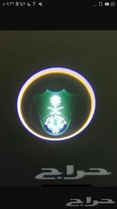بروجكترات LED ترحيبية عند فتح ابواب السيارة