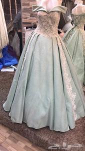 فستان ملكه -ايجار