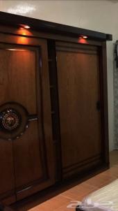 غرفة نوم خشب مصري