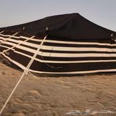 خيمة بيت شعر