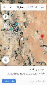 أرض بمنطقة الجوف المساحة مليون م بصك