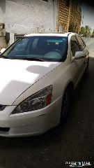 سيارة هوندا اكورد 2005 للبيع فل كامل