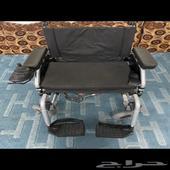 كرسي كهربائي عربية معاق كهربائية