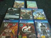 العاب PS4 للبيع أو البدل