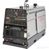 مولدات كهربائة للايجار  مكائن لحام - كشافات انارة  diesel generators tower light. welding machine