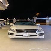 السيارة  لكزس - LX 570 DD