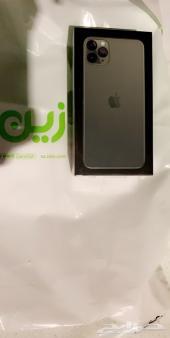 ايفون برو ماكس 11 اخضر512 جديد