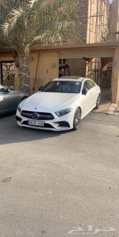 مرسيدس Cls 53 AMG موديل 2019