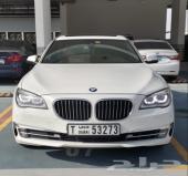 BMW 730 Li  فل 2015  - مباعه -