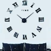 ساعات حائط جدارية ثلاثية الأبعاد الأصلية 3D
