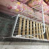 سرير قابل للتطويل والتقصير   مرتبة طبية على السوم