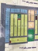 ارض سكنية للبيع في حي المونسية 360م