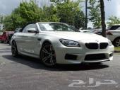 2015 BMW M6 Convertible كشف